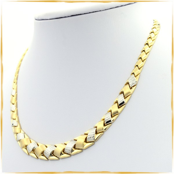 Collier | 585/000 Gold | Bicolor