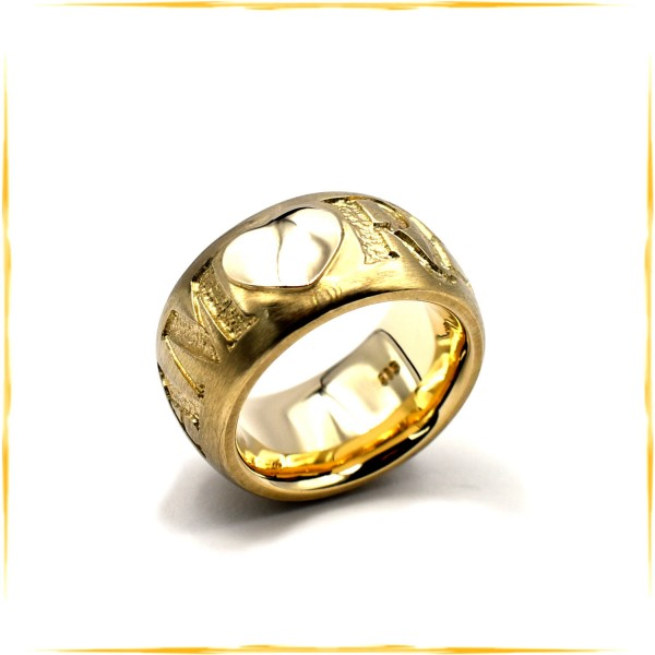 """Ring """"AMORE"""" 